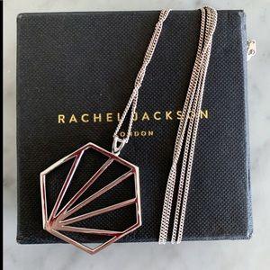 Rachel Jackson London sterling silver necklace